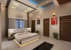 Bedroom Interiors Services, Work Provided: Wood Work & Furniture