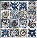 Sarovar Ceramic Mosaic Morocco Tile, Thickness: 15-20 Mm, Size: 60 * 60 (cm)