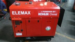 Elemax PEG 5000-2 Portable Diesel Generator