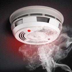 Standalone Wireless Smoke Detector