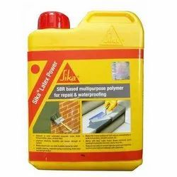 Cementitious Waterproofing Sika Latex Power, Packaging Size: 20kg