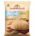 Aashirvaad Atta Aashirvaad Sugar Release Control Atta, Packaging Type: Packet