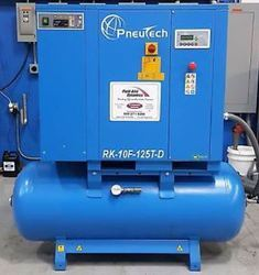 Used Rotary Air Compressor