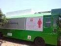 Mobile Toilet for Ladies