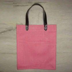 Dyed Pink Bag