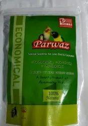 Love Bird And Cockatiel Bird Food, Packaging Size: 1 Kg, Packaging Type: Packet