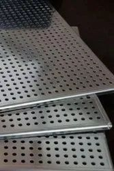 Stainless Steel SS Perforated Sheet