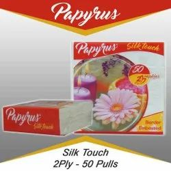 2 Ply Papyrus Silk Touch Paper Napkin