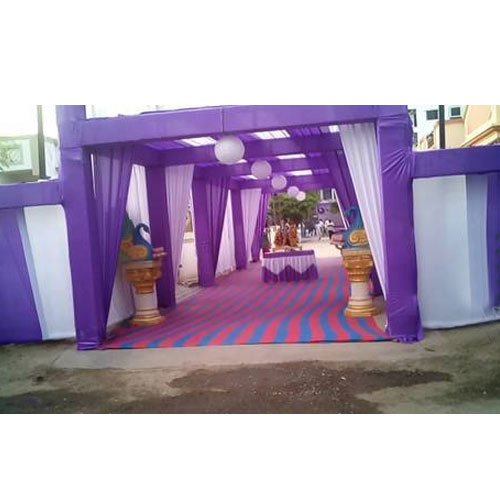 Mandap Tent Decoration Net