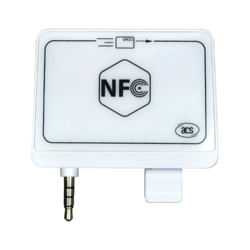 ACR 35 NFC Mobile Card Reader, Dimension/Size: 60.0mm (L) X 45.0mm (W) X 13.3mm (H)