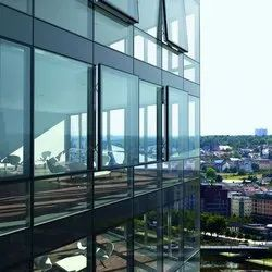 Tempered Glass Structural Glass Glazing