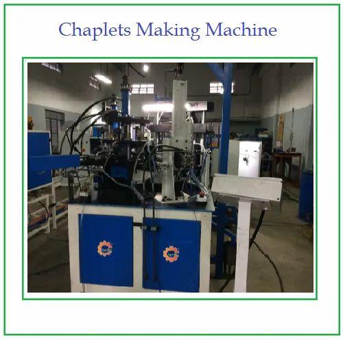 Chaplets Making Machine