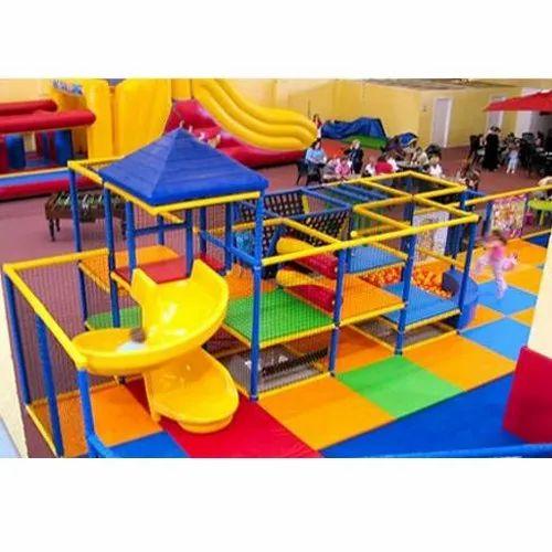 Kids Soft Play Station