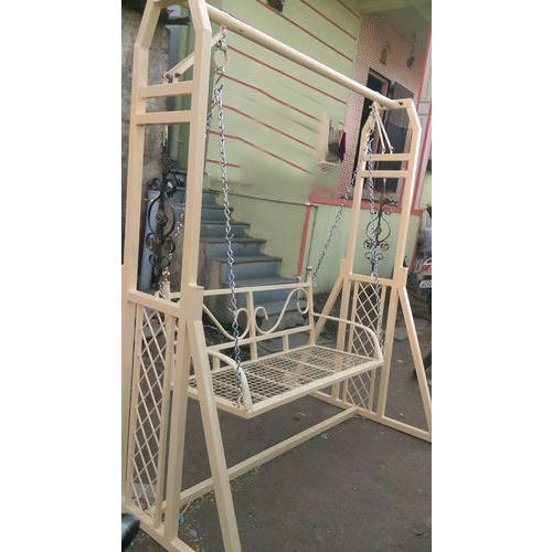 Iron Garden Jhula At Rs 14000 Piece Garden Swing Id 14602635448