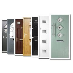 PVC Panel Doors for Home / Office