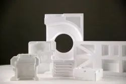 White Moulding EPS Thermocol, For Packaging