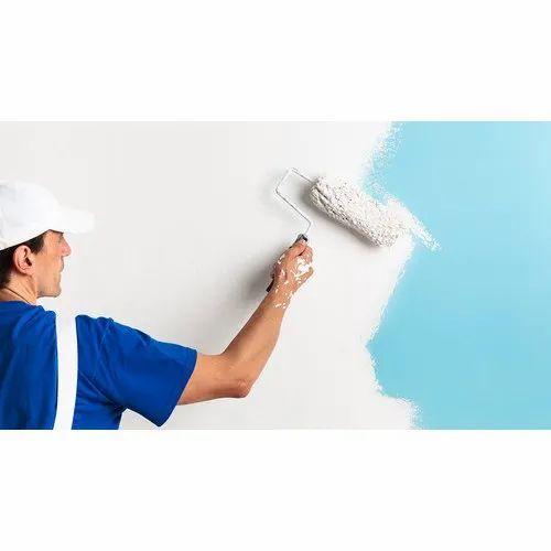 Wall Painting service - Udvendig vægmaleri service-7582