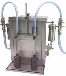 Liquid Filling Machine, Packaging Type: Bottle