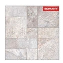 Somany T6050539 9.5 mm Cantera Natural Stone Floor Tile