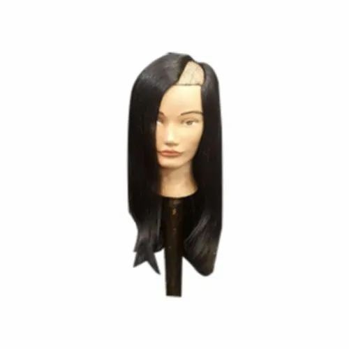 85e279110 Black 6 To 20 Inch Women Shoulder Length Wig, Rs 10000 /piece   ID ...
