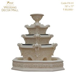 FN01 Fiberglass Fountain