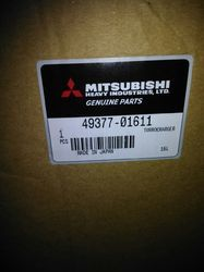 Mitsubishi CAT 320 Turbocharger