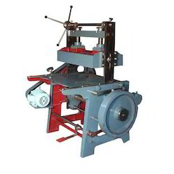 Paper Circle Cutting Machine