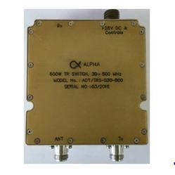 Alpha 600W TR Switches Microwave & RF System