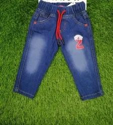 Regular Kids Blue Denim