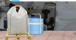 HDPE Plain Jumbo Asbestos Bags