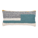 Woven Decorative Wool Mix Pillow Cover