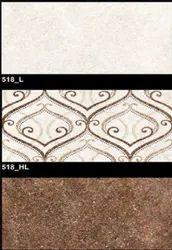 518 (L,HL) Hexa Ceramic Tiles Glossy  Series