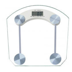 Personal Glass Weighing Scale