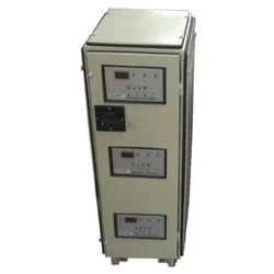 Automatic 98% Three Phase Servo Controlled Voltage Stabilize