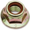 Flange Nylon Insert Lock Nut