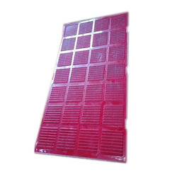 Polyurethane Dewatering Panels