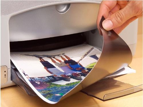 photograph relating to Printable Magnetic Sheets known as Inkjet Laser Printable Magnetic Sheets