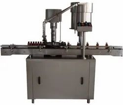 Automatic Bottles Capping Machine