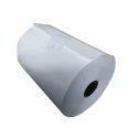White Printer Plain Thermal Paper Roll