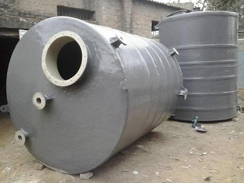 PP /FRP Tanks
