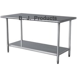 SS Vegetable Cutting Table