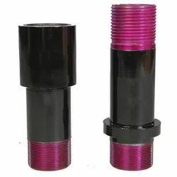 CI Column Pipe Adaptor