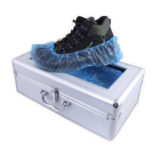 Manual Shoe Cover Dispenser
