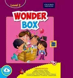 Oxford Wonder Box Level 2 Books Set For UKG Class
