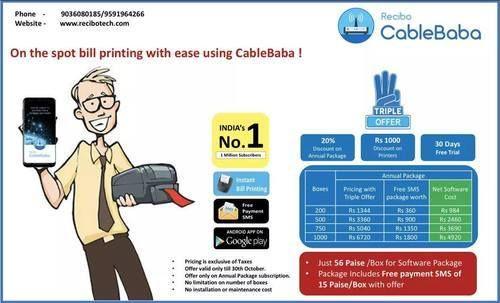 Cable Tv Catv Billing & Management