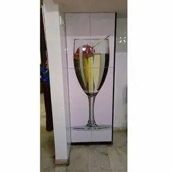 Kaka Rectangular PVC Wardrobe, For Hotel, Home