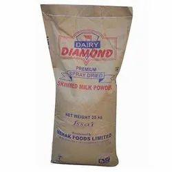 Dairy Diamond Spray Dried Skimmed Milk Powder, Packaging Size: 25 Kg