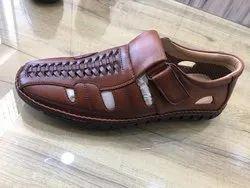 Men Casual Wear Bantu Sandal, Size: 6-10