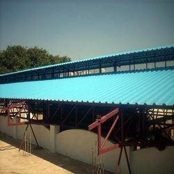 Roofing Sheet Work