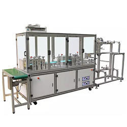 Non Woven Face Mask Converting Machine